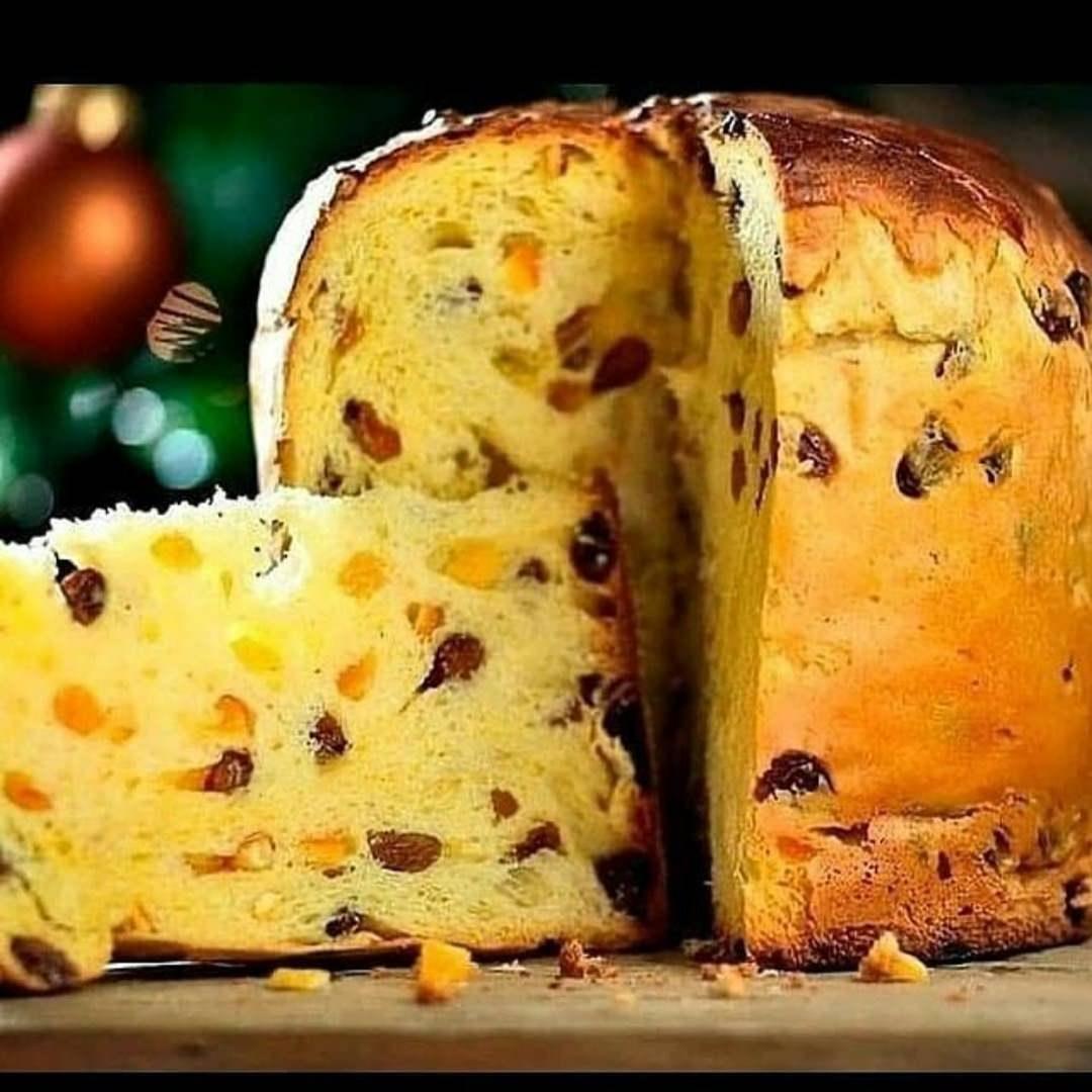 """Італійський Велекодній кекс """"Панеттоне"""". Кращий рецепт приготування!"""