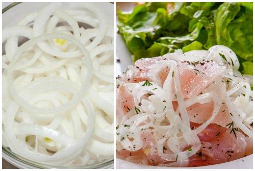 Як смачно замаринувати цибулю до шашлика та м'яса, оселедця, і салатів! Дуже смачні маринади для цибулі.