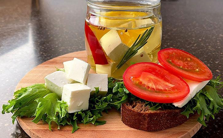 Справжній сербський сир з 3 інгредієнтів. Беремо за основу магазинне молоко