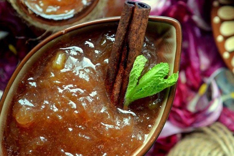 20 смачних рецептів варення з ревеню