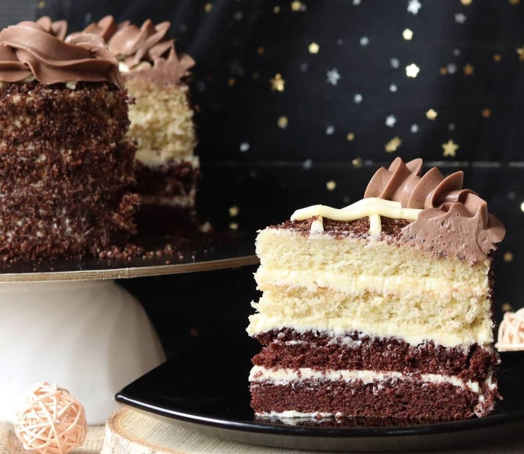 """Торт """"Золотий ключик"""": кращий, ніж в дитинстві!"""