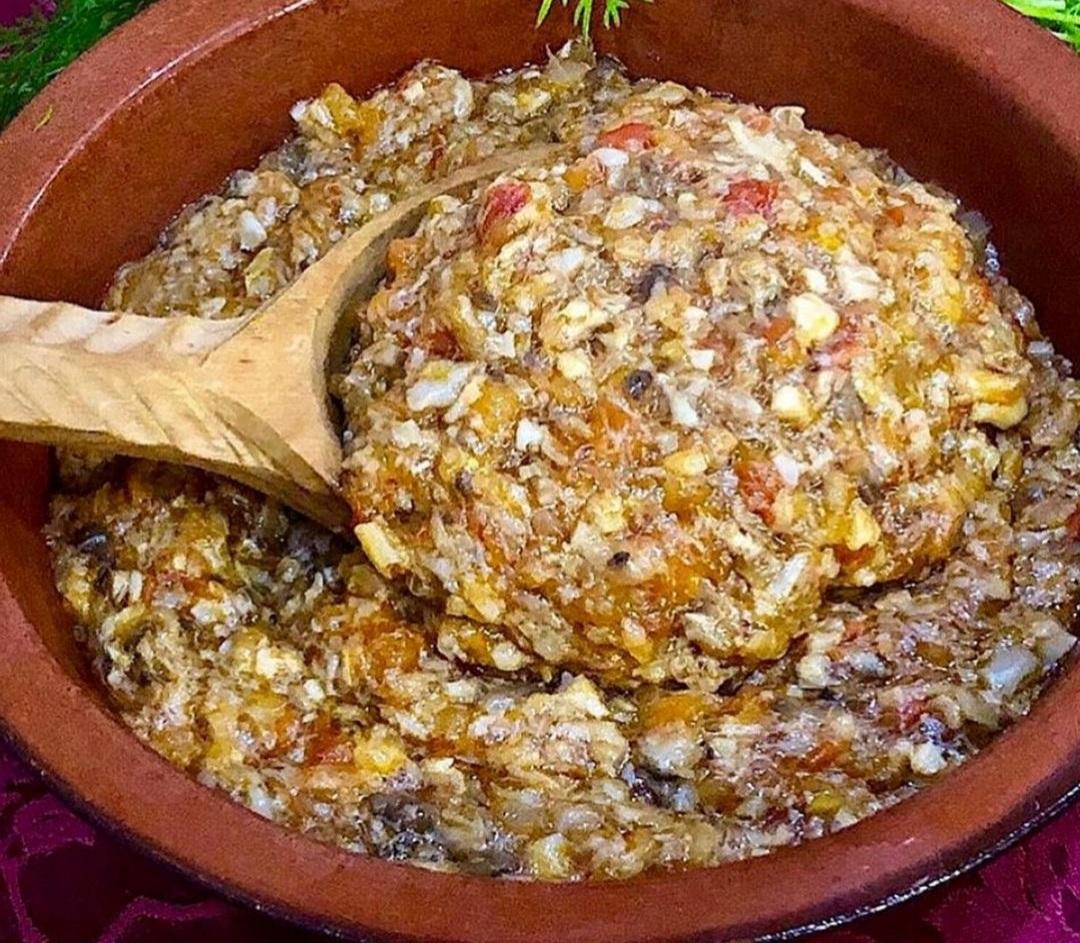 Рецепт грибної ікри: роблю відразу декілька порцій!