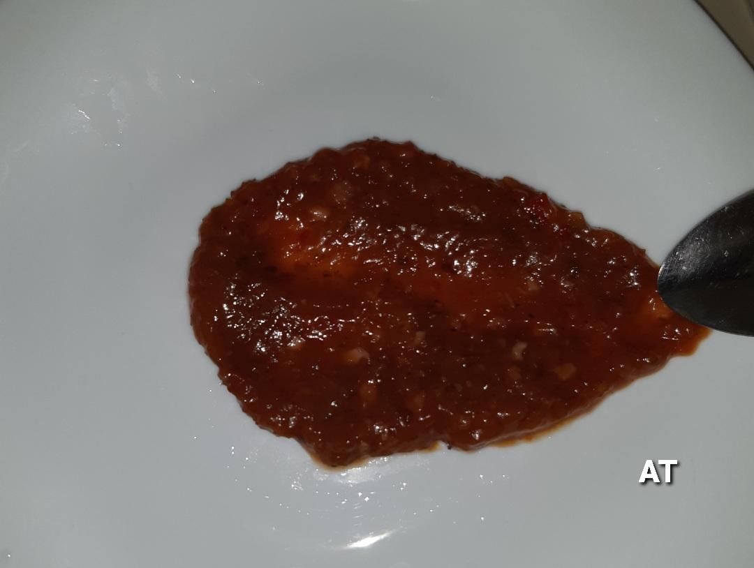 Сливовий соус до м'яса, дуже смачний рецепт на зиму.